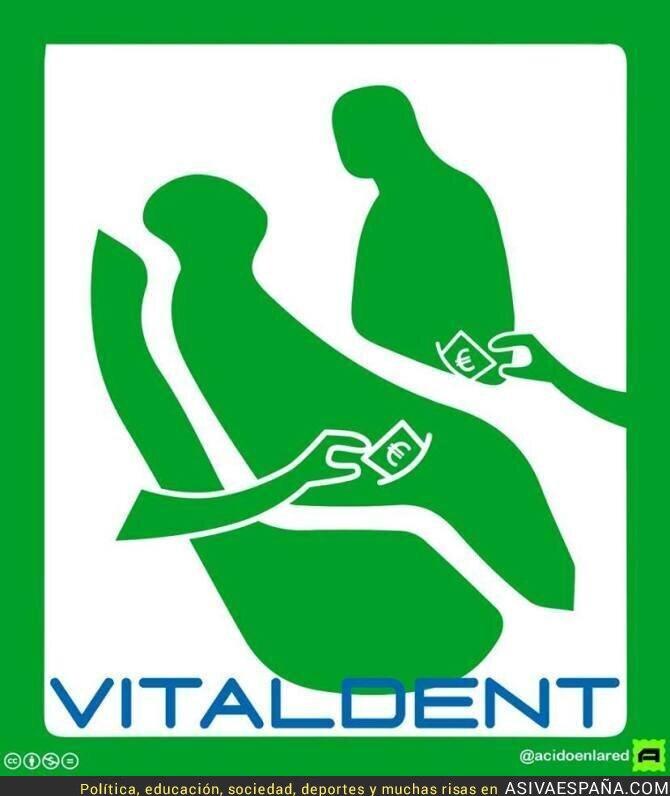 35081 - Nuevo logo para Vitaldent