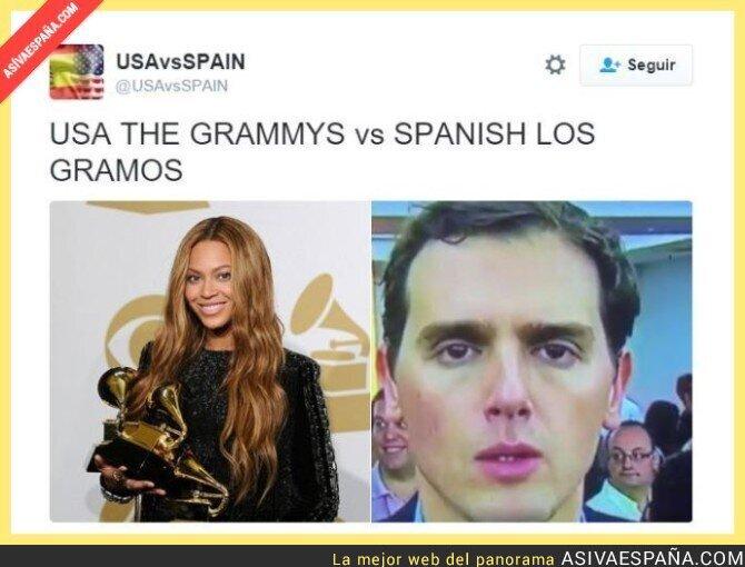 35428 - Diferencias entre Estados Unidos y España