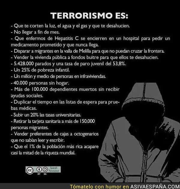35434 - Otra manera de terrorismo
