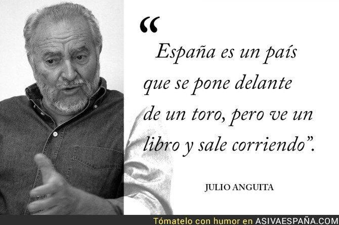 35464 - Julio Anguita y sus verdades como puños
