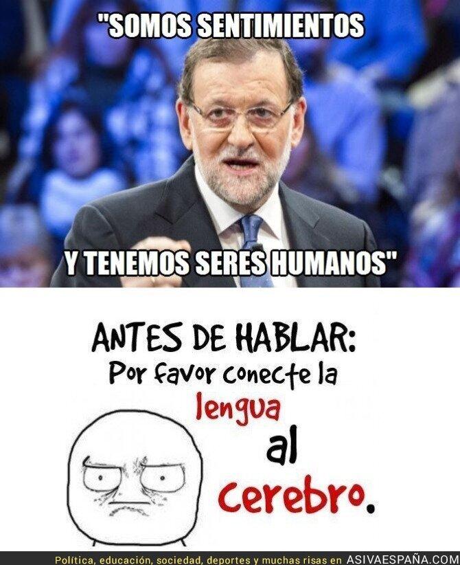 35693 - Rajoy, el filósofo del siglo XXI
