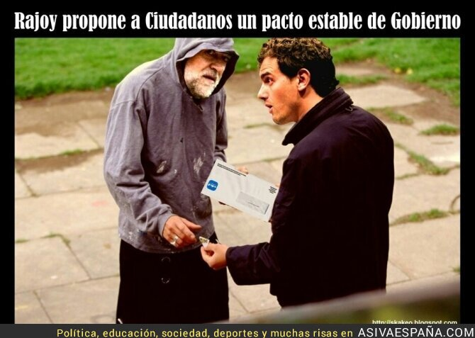 36192 - Rivera haciendo pactos con Rajoy
