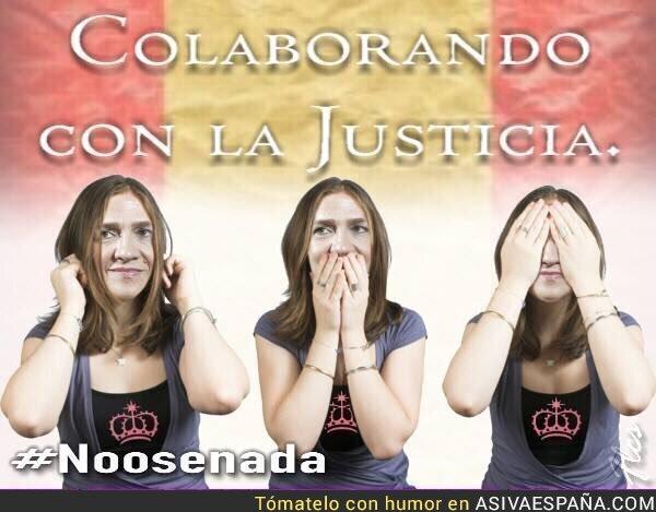 36490 - ¿Se ríe la Infanta Cristina de todo el mundo?