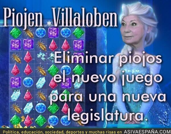 36565 - Nuevo juego para Celia Villalobos