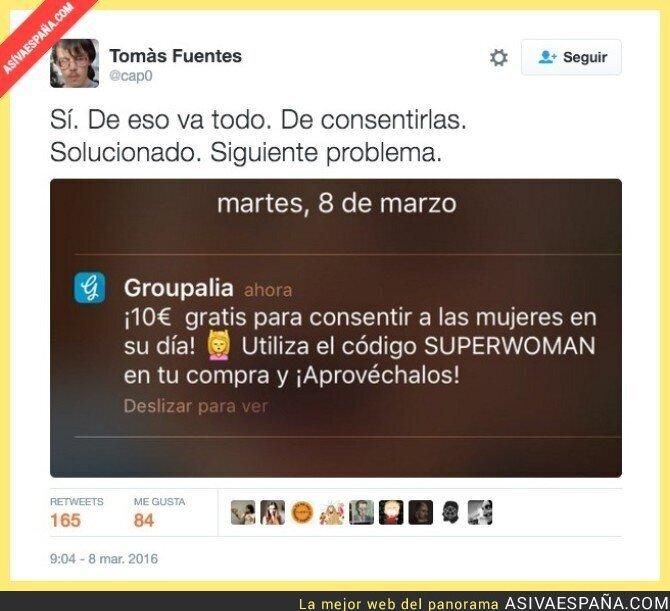 36856 - Groupalia lo tiene claro en enl Día Internacional de la Mujer