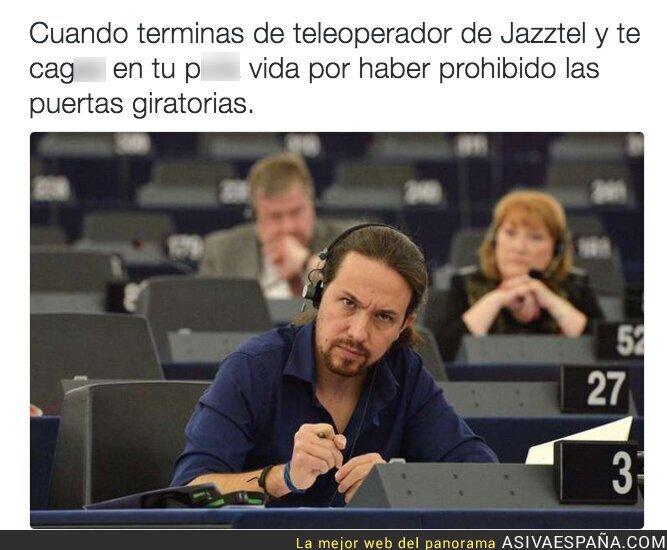 37543 - El drama de Pablo Iglesias