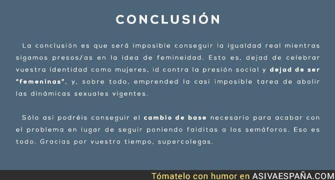 37833 - El problema con el feminismo [leer + dentro]