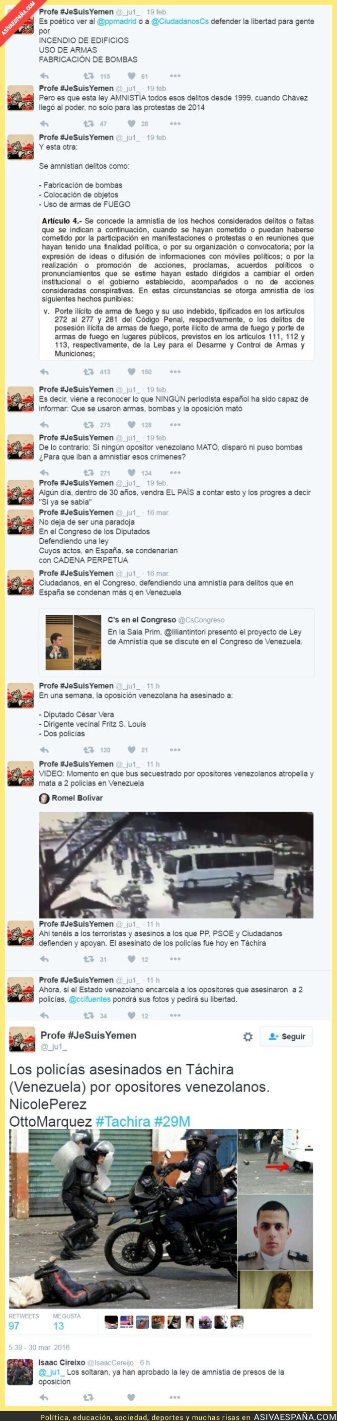 38456 - Los 2 asesinos serán mostrados como presos políticos en breves en España