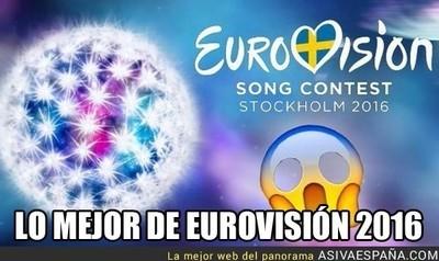 41798 - Los mejores 'MEMES' de Eurovisión