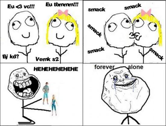 Forever_alone - Amor amor