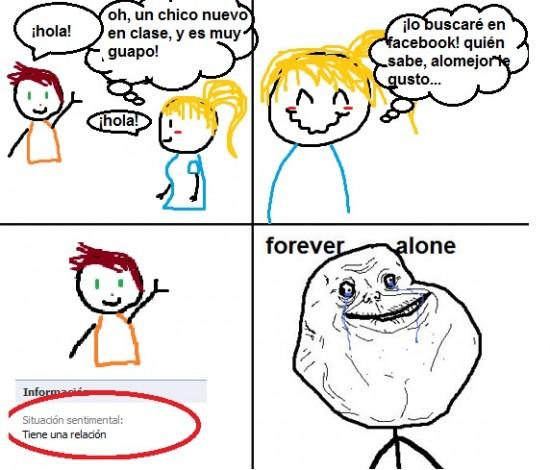 Forever_alone - Amores frustrados