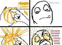 Enlace a Sacando gajos de la naranja
