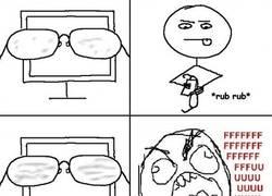 Enlace a Limpiando las gafas