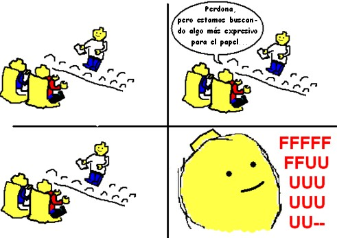 Ffffuuuuuuuuuu - Pobre lego