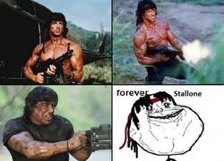 Enlace a Forever Stallone