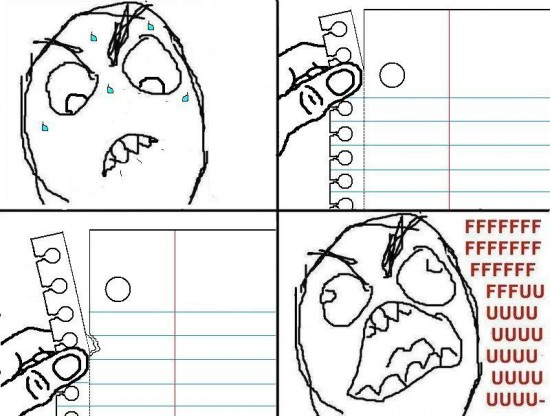 Ffffuuuuuuuuuu - Papel microperforado