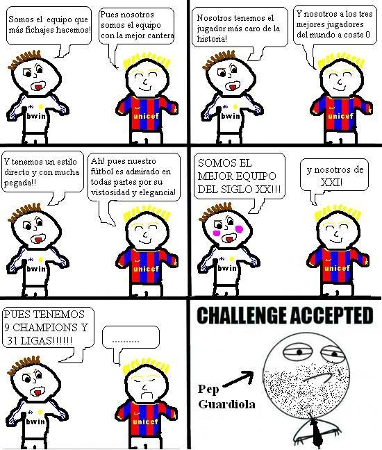 Challenge_accepted - El argumento de siempre