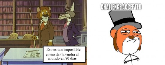 Challenge_accepted - Willy Fog fue el primero