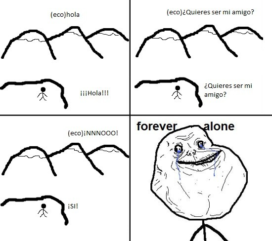 eco,forever alone