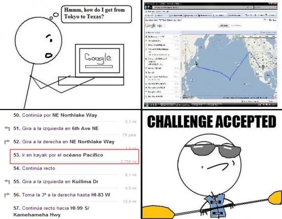 Challenge_accepted - Desafío aceptado