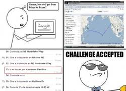 Enlace a Desafío aceptado