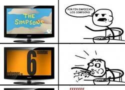 Enlace a Los simpsons