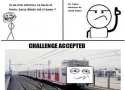 Enlace a Tren eléctrico