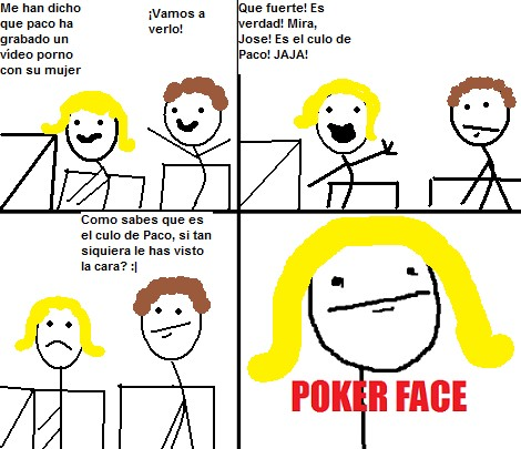 cara,Poker Face