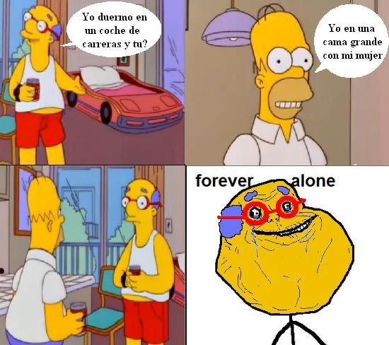 Forever_alone - La solteria es genial