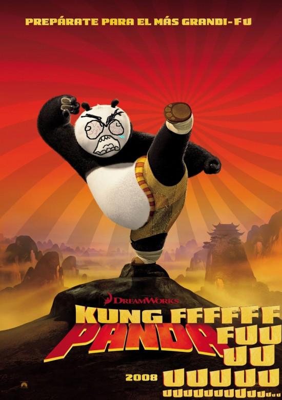 Ffffuuuuuuuuuu - Kung FFFUUUUUU Panda