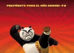 Enlace a Kung FFFUUUUUU Panda