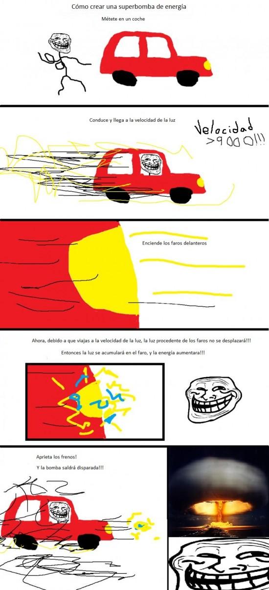Trollface - ¡Nuclear!