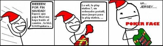 Pokerface - Navidad