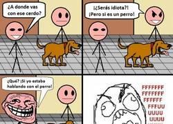 Enlace a El cerdo y el perro