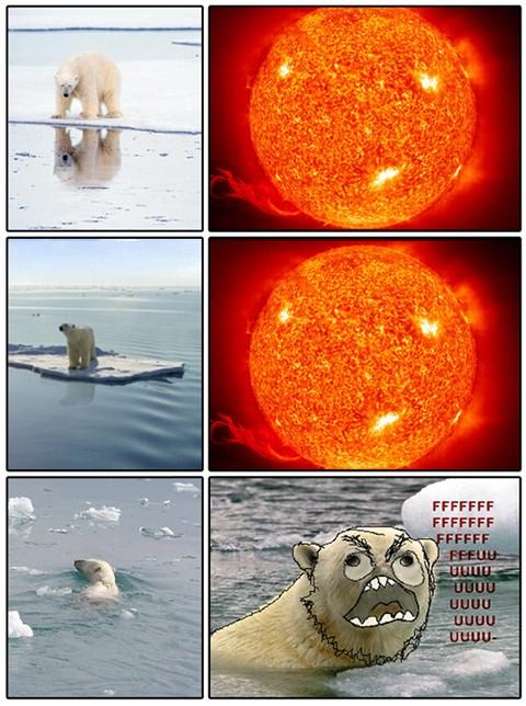 Ffffuuuuuuuuuu - Lo que hace el calentamiento
