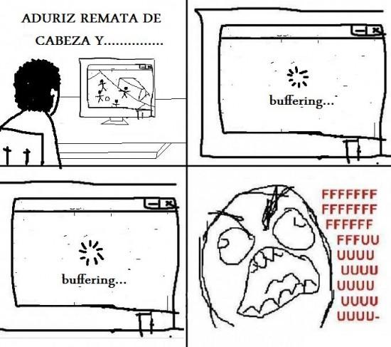 Ffffuuuuuuuuuu - Fútbol por internet, emoción sin igual