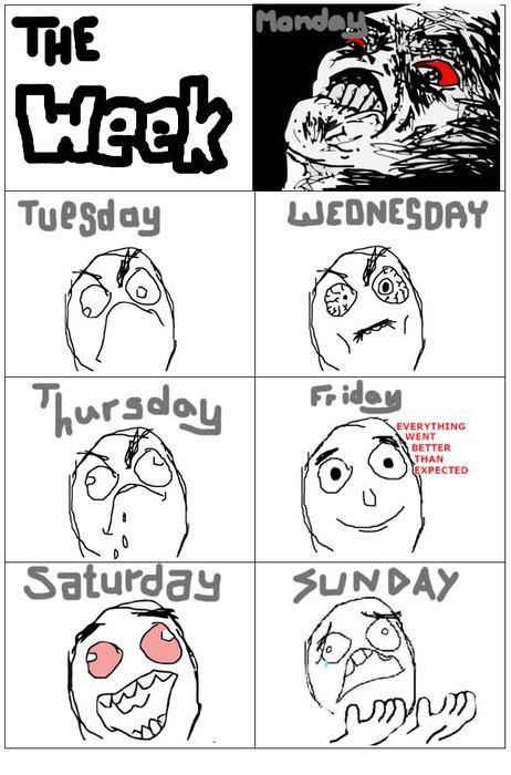 Ffffuuuuuuuuuu - La semana según fuuu