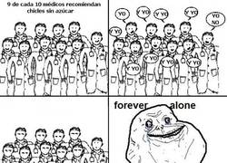 Enlace a El doctor forever alone
