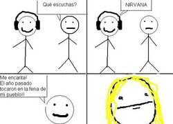 Enlace a El retorno de Kurt Cobain