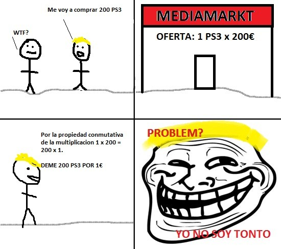mediamarkt,ps3,Trollface