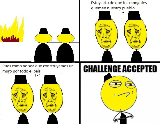 Challenge_accepted - CHINOS