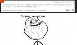 Enlace a ADV FOREVER ALONE
