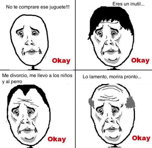 Okay - La historia de okay