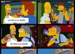 Enlace a Homer Fuuuuuu
