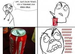 Enlace a Coca-Cola fail