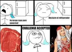 Enlace a Vestido de carne