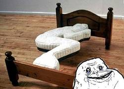 Enlace a Cama forever alone