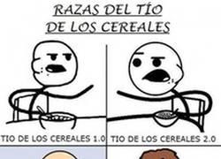 Enlace a Razas del Tío de los Cereales