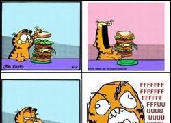 Enlace a Garfield FFFFUUU