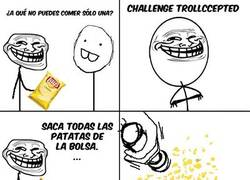 Enlace a Challenge trollccepted